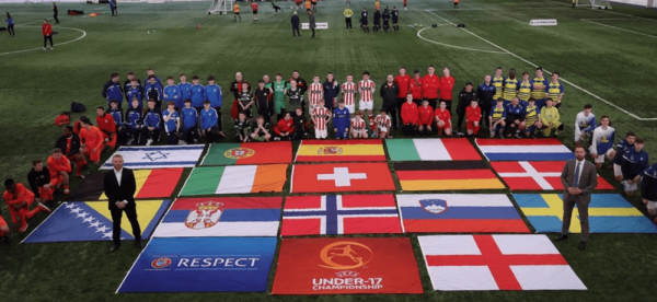 UEFA European Under-17 Championship 2018 in Rotherham