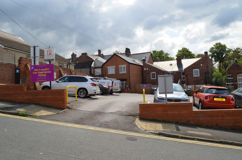 best car park in Rotherham