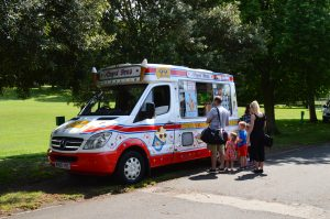 Best Ice-cream in Rotherham town Clifton Park