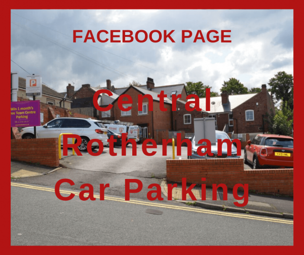 Central Rotherham Car Parking