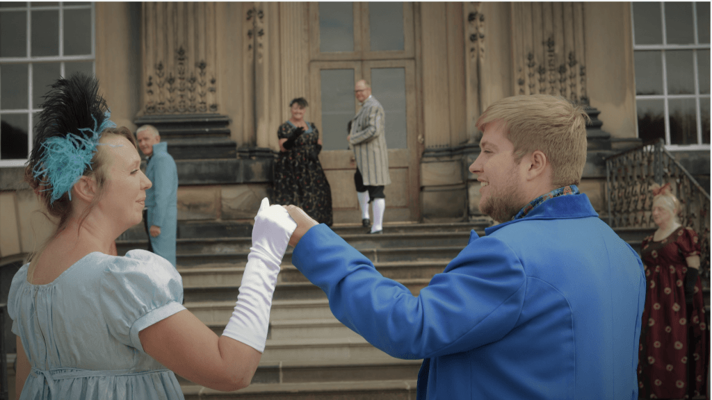 A Night of Regency Elegance at Wentworth Woodhouse