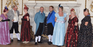 A Night of Regency Elegance
