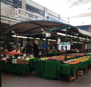 The best fruit market in Rotherham